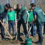 """Iohannis și Orban au lansat Campania Națională de Împădurire """"O pădure cât o țară"""""""